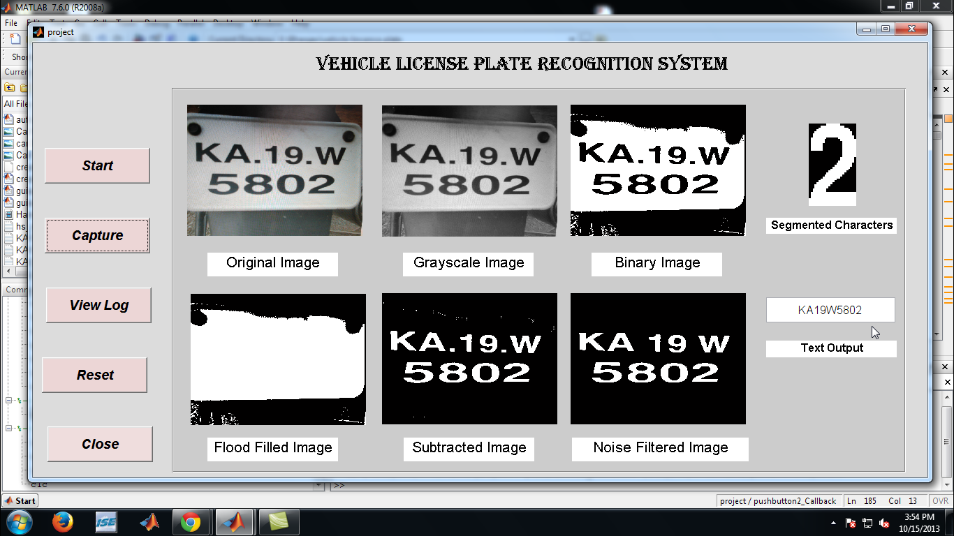 Car Number Plate Recognition Using Matlab