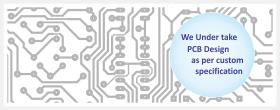 Custom PCB Designing