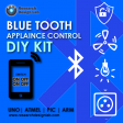 DIY Bluetooth and PIC Based Home Appliance Control System