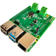 LiFi Visible Light Communication Compatible for Raspberry Pi