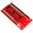 PIC mini Project Board(RED)