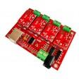 USB 4 Channel Relay Board-SSR