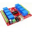 USB 8 Channel Relay Board-FT245RL
