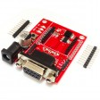 Serial To TTL Converter with Level Converter(3.3V-5V)+XBEE Development Board