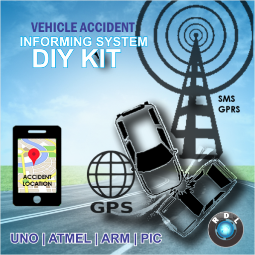 DIY Vehicle Accident Informing System Kit-ARM