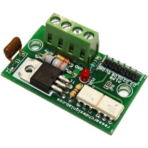 Analog SSR 230V Dimmer Module