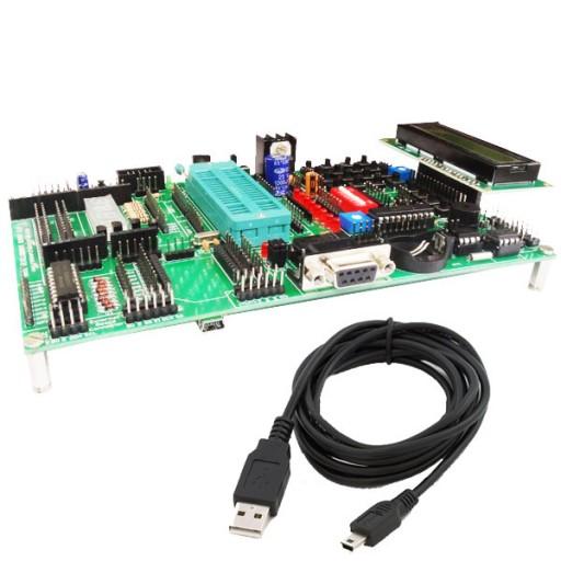 8051 AT89S52 Development Board-USB