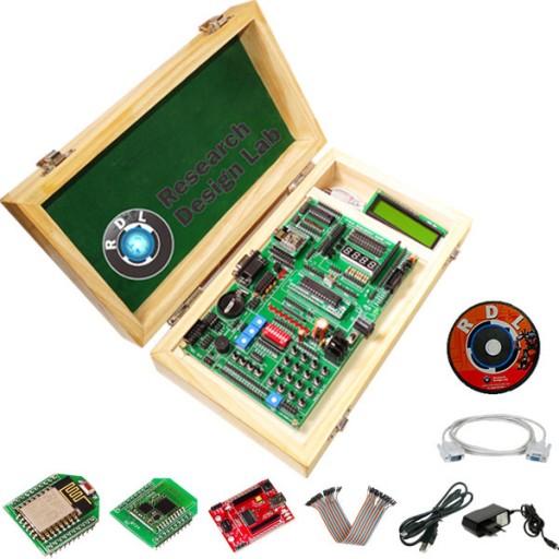 Atmega328 IoT Trainer Kit