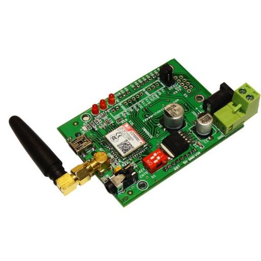 GSM GPRS SIM800C Modem- Arduino Compatible_RDL
