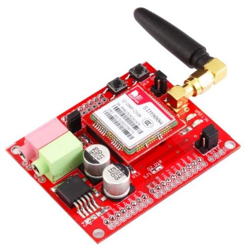 GSM GPRS SIM900A Modem- Arduino Compatible