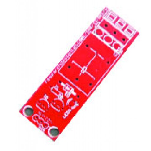 Single Relay Board PCB