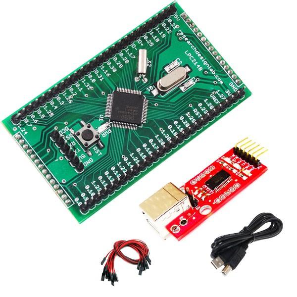 Mini ARM Board-LPC2148
