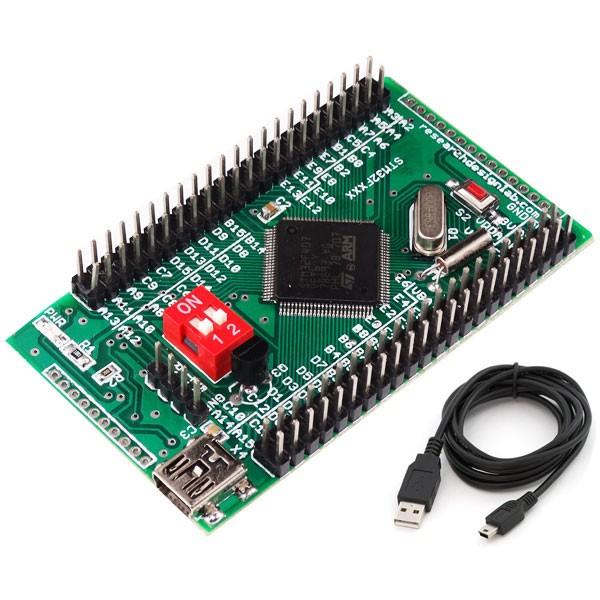 LPC1768 ARM Cortex M3 Development Board-Trainer Kit