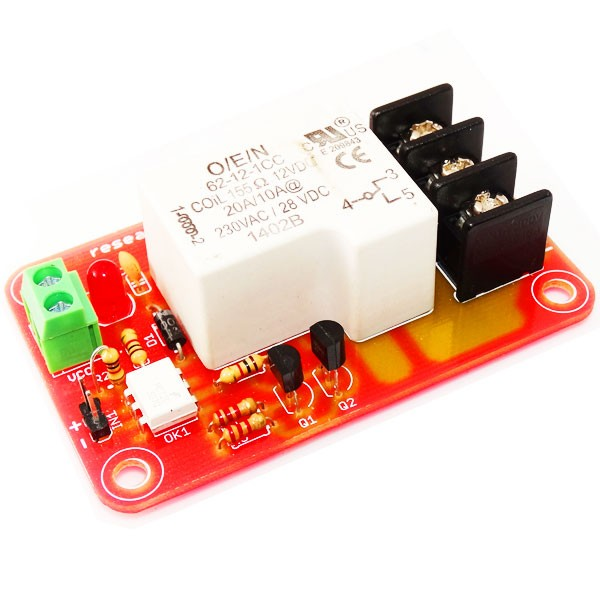 20A Single Relay Board