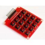 4x4 Matrix Keypad V2.0