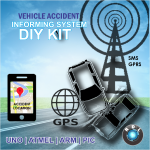 DIY Vehicle Accident Informing System Kit-PIC