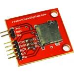 Micro SD Memory Card interface for 5V MCU