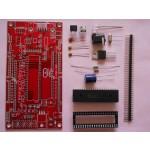 Unassembled PIC project board