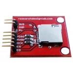Micro SD Memory Card interface for 3.3V MCU