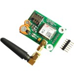GSM GPRS SIM800C Modem- Serial
