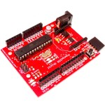 RDL UNO ATMEGA328 Development Board 3 in 1= Uno+Memory Shield+Xbee Shield