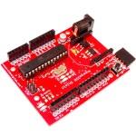 RDL UNO ATMEGA328 Development Board 3 in 1= Uno+Memory Shield+Xbee Shield