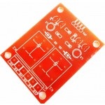Two Relay Board PCB