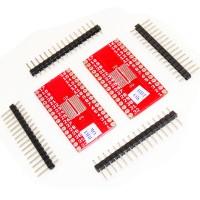 2Pcs 32 Pin SSOP Prototype PCB