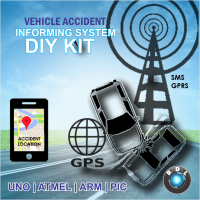 DIY Vehicle Accident Informing System Kit-UNO ATMEGA328