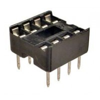 8 Pin IC Socket