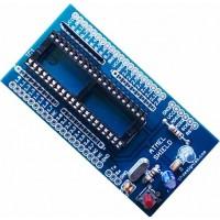 ATMEL Mini Project Board Blue