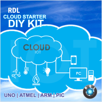 DIY Cloud Starter Kit- UNO ATMEGA328