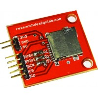 Micro SD Memory Card interface for 5V MCU