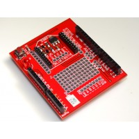 Xbee Development Board with Voltage Regulator and Level Converter