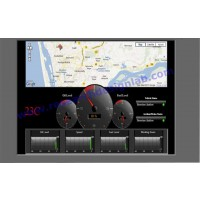 GPS and GPRS Based Intelligent Vehicle Tracking and Monitoring System