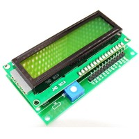 LCD Interfacing Module