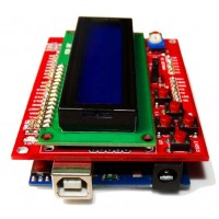 LCD KEYPAD Shield-Serial