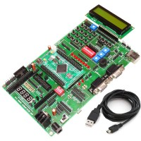 LPC1768 ARM Cortex M3 Development Board