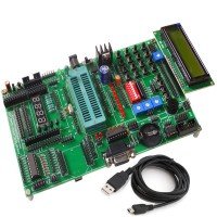 ATMEGA 16 32 64 Development Board-USB