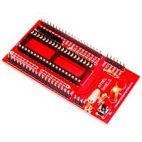 ATMEL Mini Project Board RED