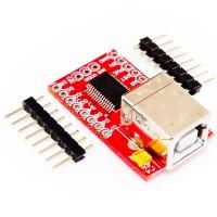FT245 Breakout Board FIFO to USB
