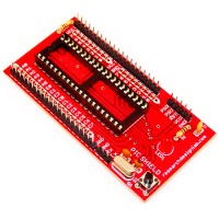 PIC mini Project Board(RED)
