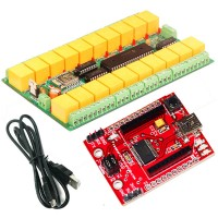 WiFi-20 Channel Relay Board