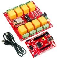WiFi - 8 Channel Relay Board ESP8266
