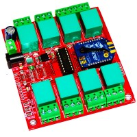 WiFi - 8 Channel Relay Board