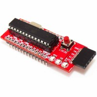 DIY UNO Play Breadboard -ATMEGA328P