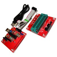 PicKit2 USB Programmer ICD ICSP with ZIF Socket