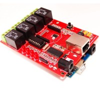 IoT Web Shield - Smart Internet Application Development Kit