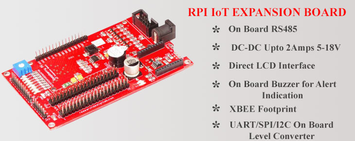 RPi IoT Expansion Board