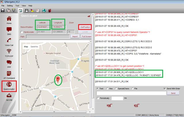 Quectel m95 Firmware Update